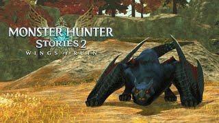 Die Jagd auf den Nargacuga #16 🗡 Monster Hunter Stories 2