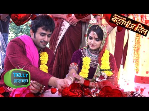 Big Twist In Abeer And Meher's Wedding | Phir Bhi Naa Maane ....Badtameez Dil | Star Plus