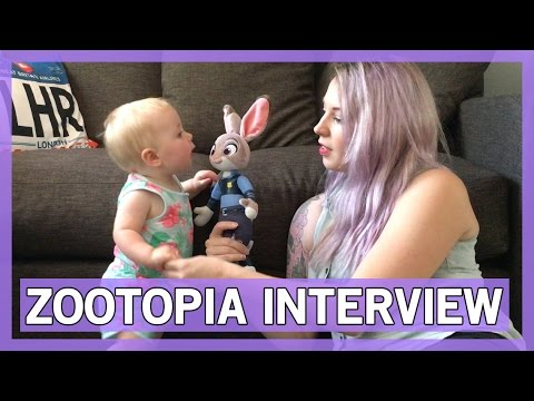 Zootopia Interview with Baby Ducote