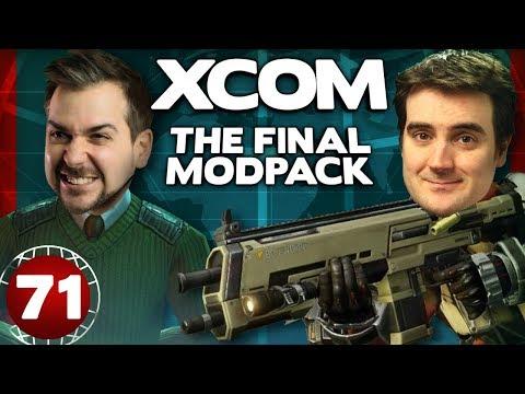 Open XCOM - Final Mod Pack #71 - Launch the Tormentor!