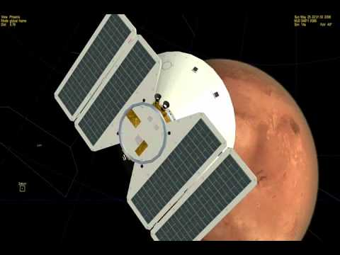 Marching To Mars, An Orbiter Film