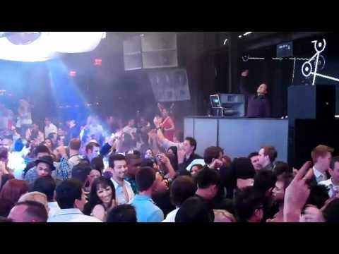 Opening Night: Industry Mondays at Marquee Nightclub Las Vegas - DJ VICE