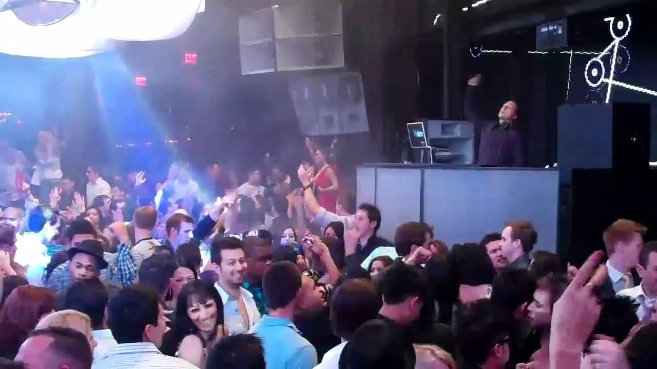 opening night: industry mondays at marquee nightclub las vegas - dj