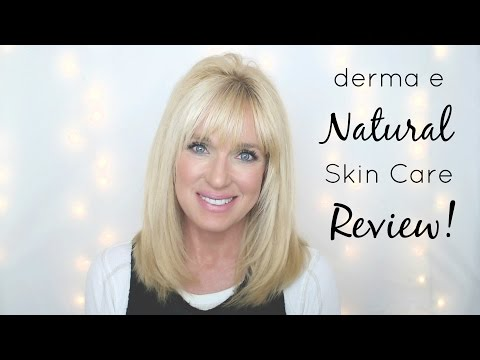 derma-e-natural-skin-care-review!-anti-aging-skin-care!
