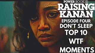 Power Book 3 Raising Kanan Episode 4: Top 10 WTF Moments