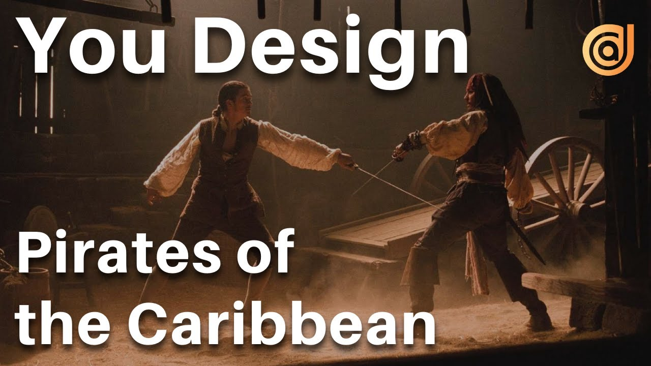 You Design: Pirates of the Caribbean