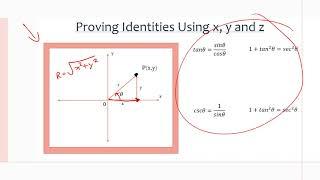 MCR3U/Grade 11 Functions: 5.5 Trigonometric Identities