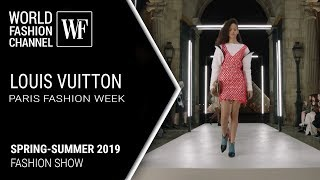 Louis Vuitton spring-summer 2019 | Paris fashion week