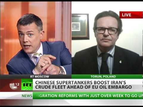 Chinese supertankers boost Iran crude fleet ahead of oil embargo
