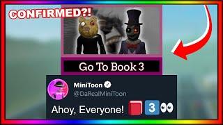 Piggy BOOK 3 Is Confirmed!? (Roblox)