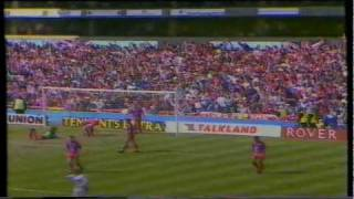 Crystal Palace v Liverpool FA Cup semifinal 1990