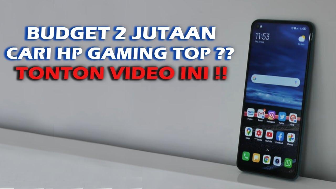 5 HP GAMING 2 JUTAAN TERBAIK MARET 2021 - YouTube