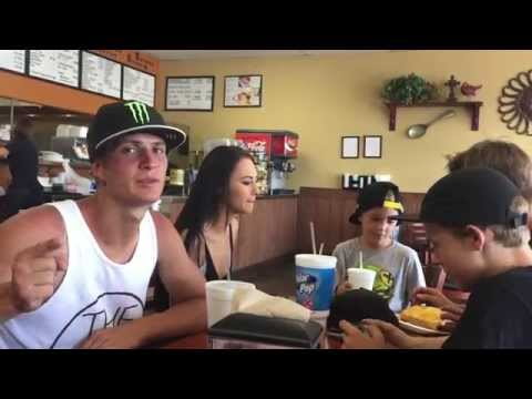 "Rocco's Crazy Family Life: ""Terrifying Lunch With Chandler Dunn, Corey Funk &Tanner Fox""  Episode 7"