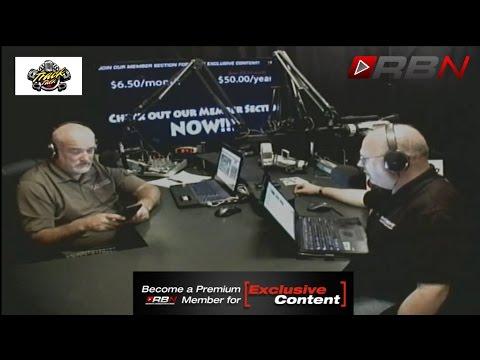 """The RacinBoys talk Drag Racing on """"Track Talk"""" Sept. 17."""