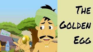 The Golden Egg - Aesop