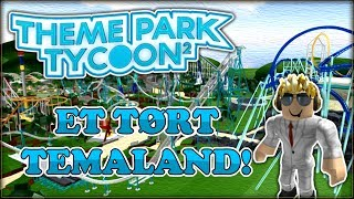 WESTERN TIDEN - ROBLOX: Theme Park Tycoon 2 - Ep 2