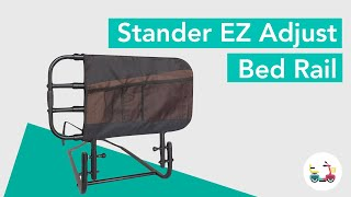 EZ Adjust Bed Rail by The Golden Concepts