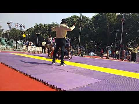 Hariyana Police Vs Tamilnadu Police Part1 In Pune 30/10/2017