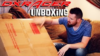 DXRacer King Series Unboxing!