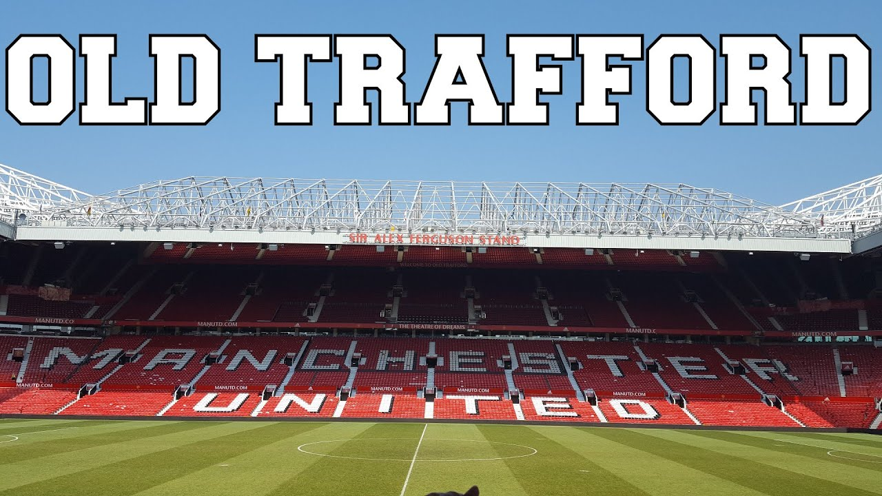 Manchester United Old Trafford Stadium Tour & Museum - YouTube