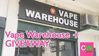 Video Vape Warehouse Cubao + Giveaway  ♡ (CLOSED) | couchwasabi vapes download MP3, 3GP, MP4, WEBM, AVI, FLV Juli 2018
