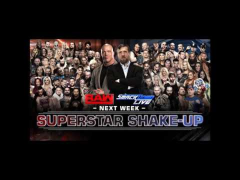 Superstar Shake-Up, WWE's TNA Talent Raid, and NJPW News!!