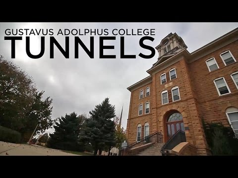 Gustavus Adolphus College Tunnels | A Documentary