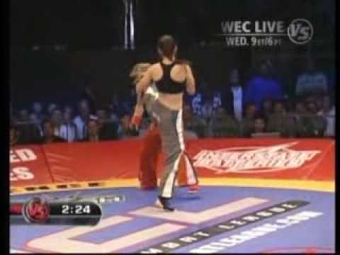 WCL - Munah Holland vs Jennifer Han