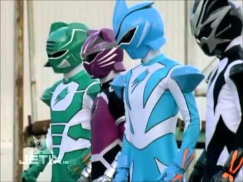 Spirit Rangers Join Team