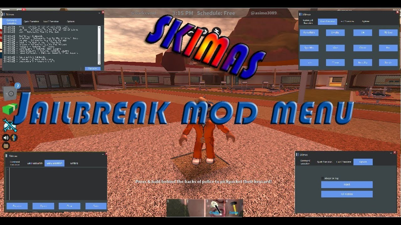 mod download jailbreak menue roblox