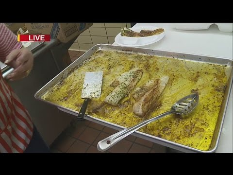 St. Brendan's Fish Fry Live 5:30PM