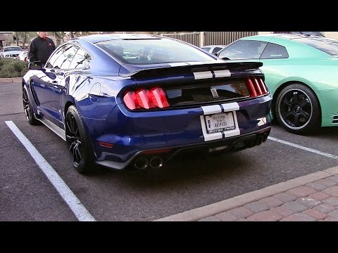 2016 Shelby GT350 Exhaust Sound