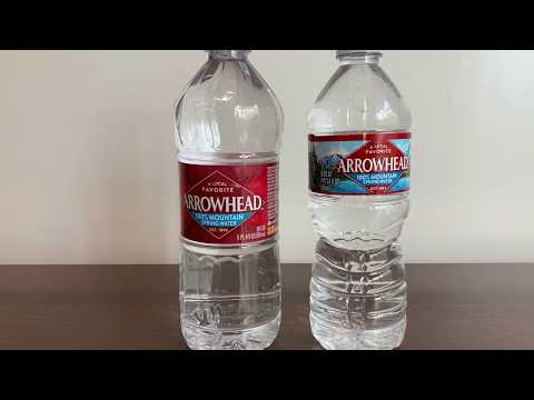Arrowhead #Water Test - PH And TDS