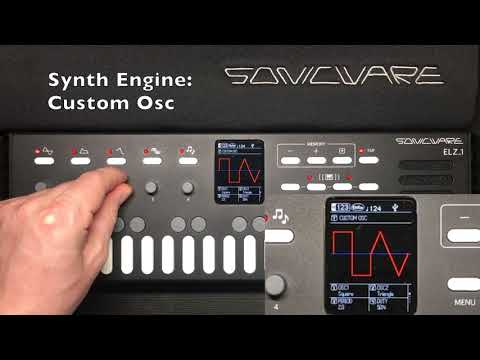 ELZ_1 Synth Engine Exploring (No Talking) - YouTube