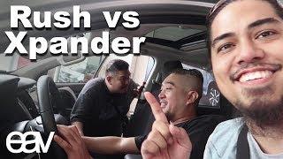 Rush Vs Xpander