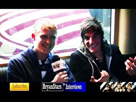The Maine Interview John O'Callaghan Alternative Press Tour 2009