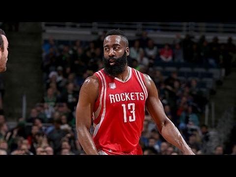 Houston Rockets vs Milwaukee Bucks - Full Game Highlights | January 23, 2017 | 2016-17 NBA Season