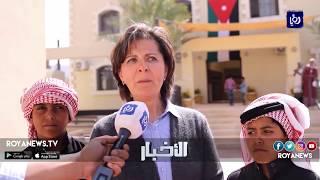 افتتاح قاعة الآثار التاريخية في متحف فينان شمال مدينة العقبة - (5-3-2018)