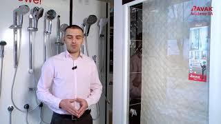 Обзор душевой двери Ravak Pivot PDOP1