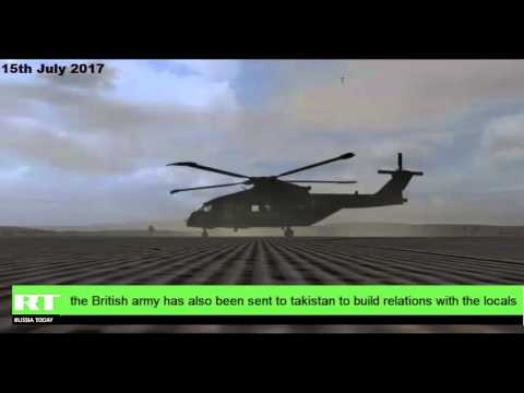 RUSSIA TODAY - Takistan invasion 2 days in (ARMA 2)