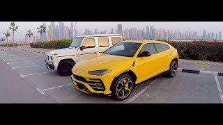 URUS VS HURACAN, G63, Promod 3500 hp, Гонки в Эмиратах, Новый рекорд