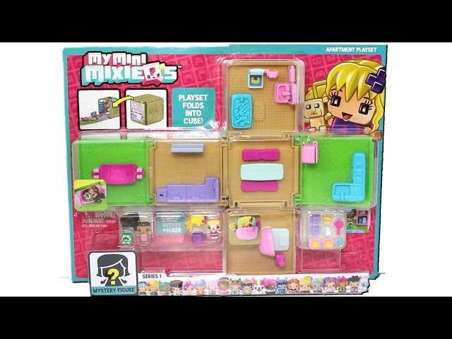Tiny Toys Blind Mystery Cube Full Case Collect /& Build Tiny Camper LOL Surprise