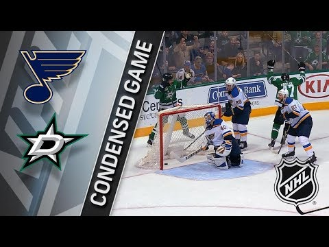 St. Louis Blues vs Dallas Stars – Mar. 03, 2018 | Game Highlights | NHL 2017/18. Обзор