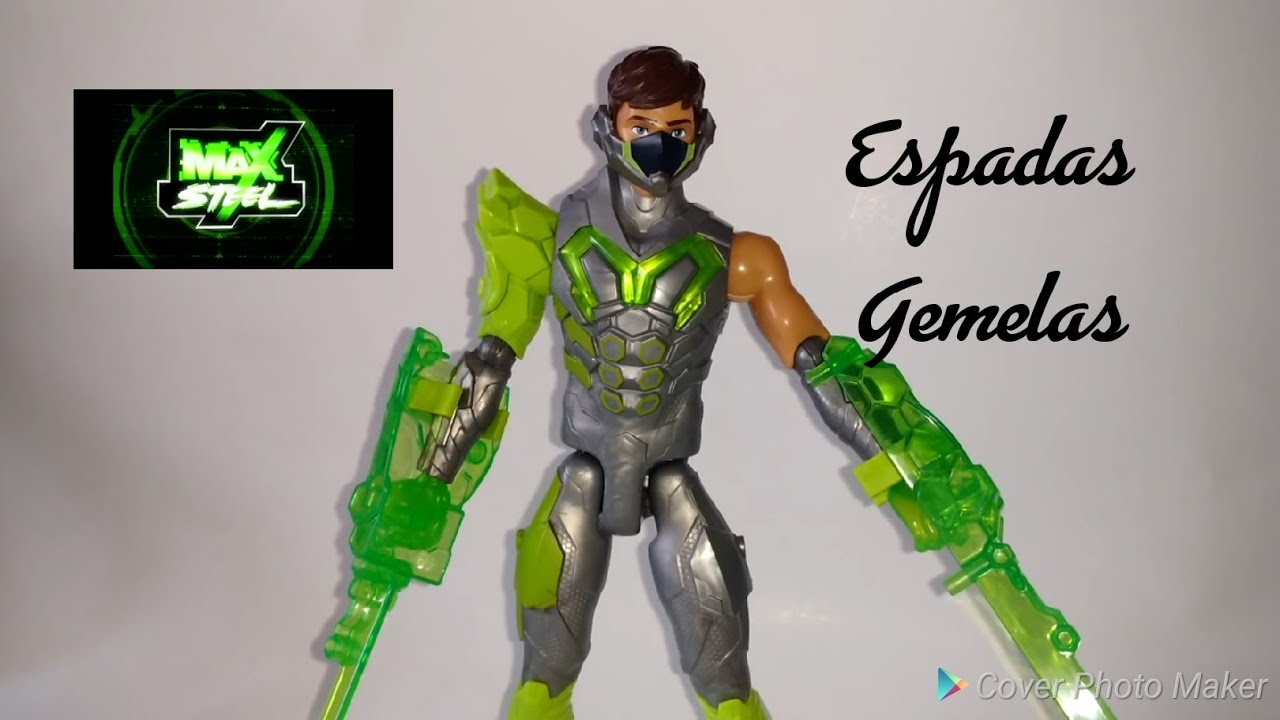 Max Steel Espadas Gemelas 2017 Youtube