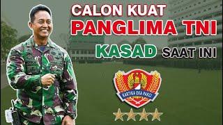 Calon kuat pengganti Panglima TNI, Kepala Staf Angkatan Darat sekarang