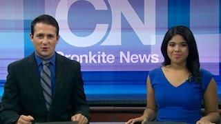 Cronkite News 11/04/2015(This edition of Cronkite News focuses on Sens. John McCain and Jeff Flake's new report attacking the Pentagon practice of paying professional sports teams ..., 2015-11-04T23:34:11.000Z)