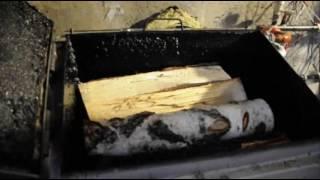 видео Дровяной котел отопления как альтернатива электричеству и газу