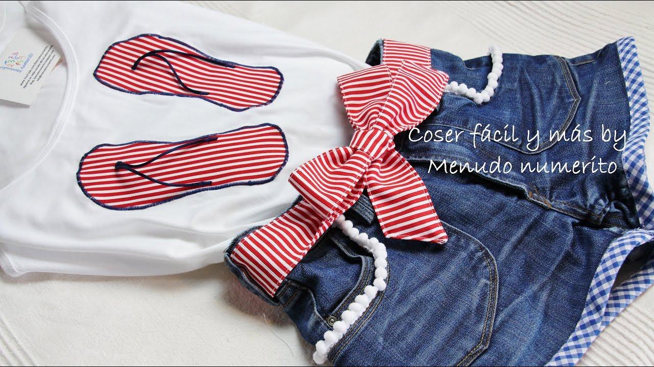 C mo tunear vaqueros tejanos o jeans youtube - Ideas para ropa ...