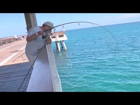 Florida Pier Fishing. EP 98