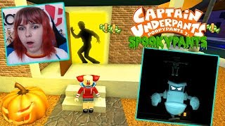 Poopypants Spookypants | Weird & Scary Roblox Game | RadioJH Games